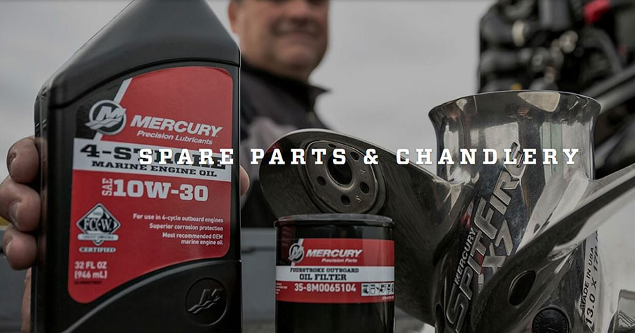 Spare Parts - Chandlery- Shannon Outboards- Hornsby-NSW