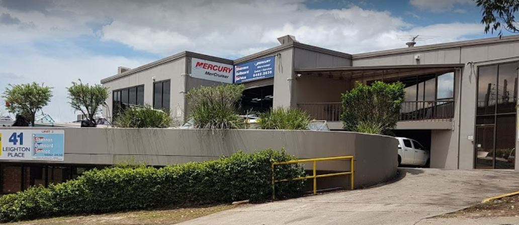 Shannon Outboard Service based in Hornsby, NSW 2077